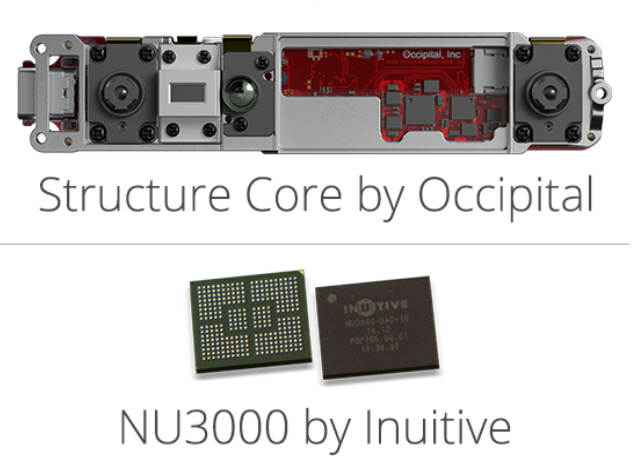 OCCIPITAL & INUITIVE COLLABORATE ON FULL-STACK SENSING